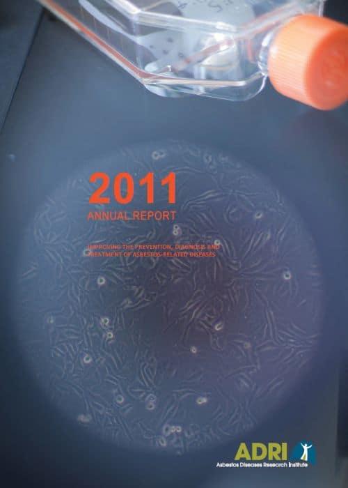 ADRI Annual Report 2011
