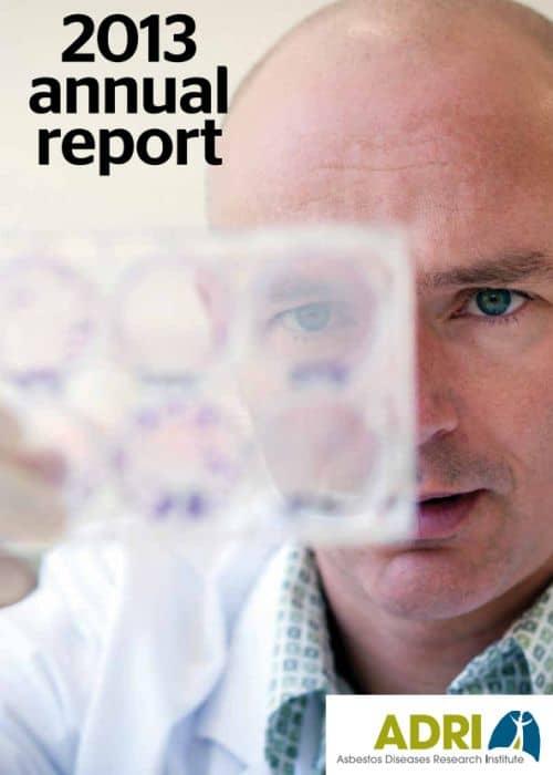 ADRI Annual Report 2013