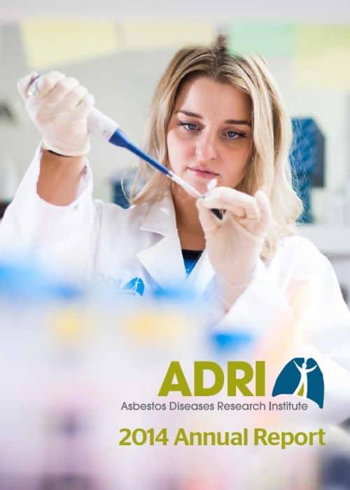 ADRI Annual Report 2014