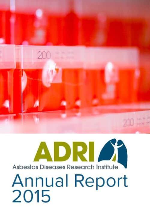 ADRI Annual Report 2015