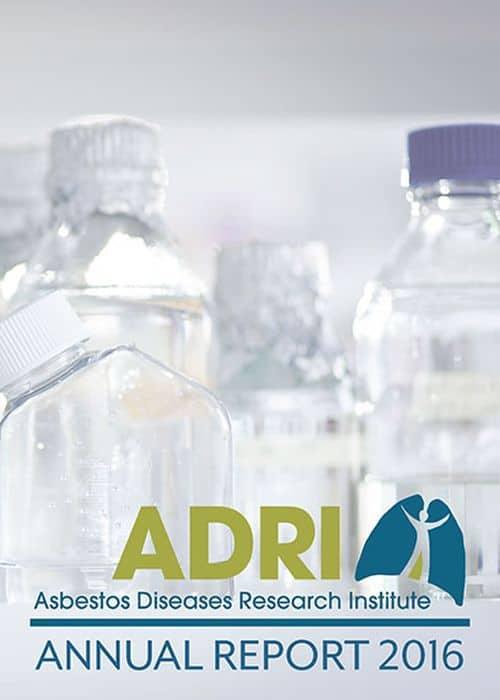 ADRI Annual Report 2016