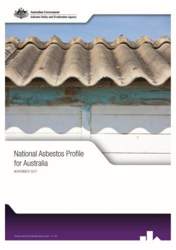 ASEA National Asbestos Profile for Australia Nov17