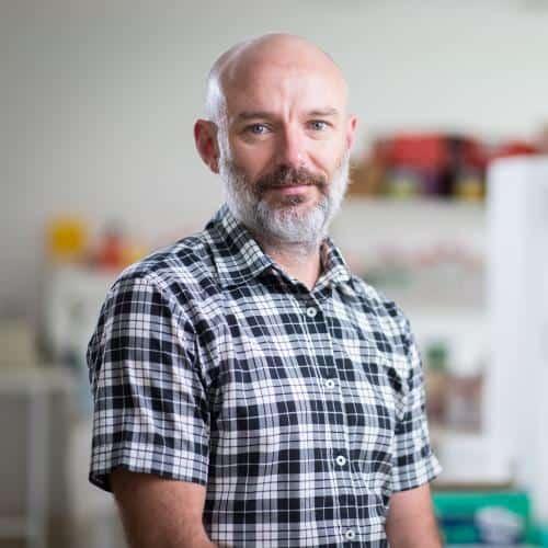 Associate Professor Glen Reid