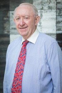 Emeritus Professor Robert Lusby AM