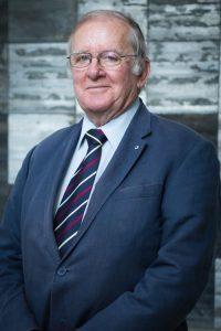 Mr John O'Meally AM RFD