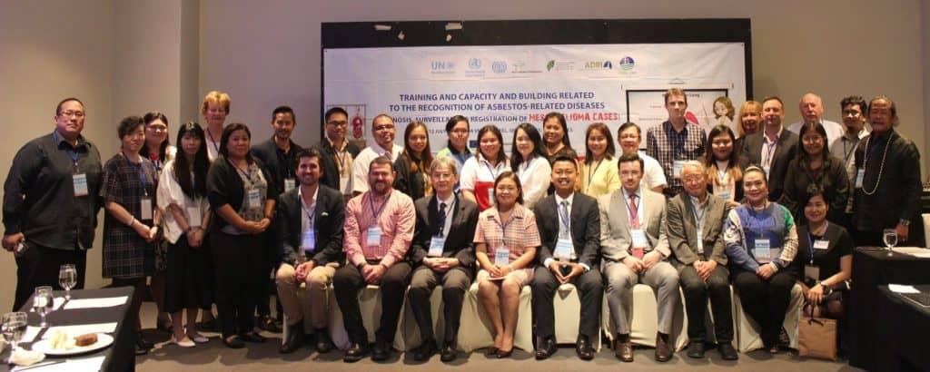 Asbestos Training Workshop Philippines 2019