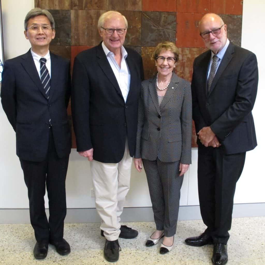 NSW Governor visits ADRI