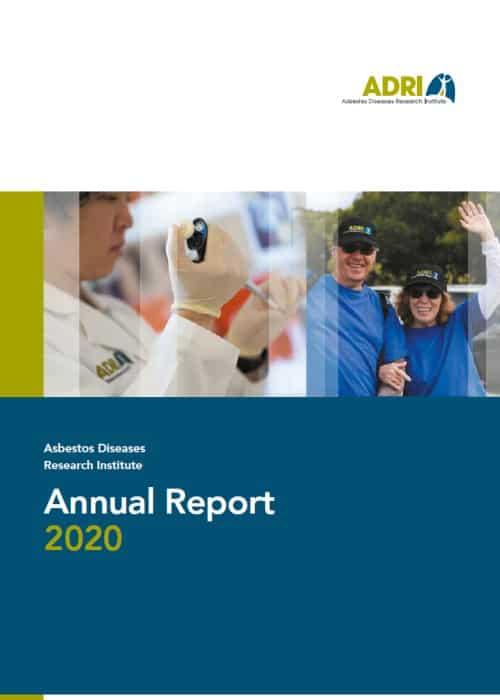 ADRI Annual Report 2020
