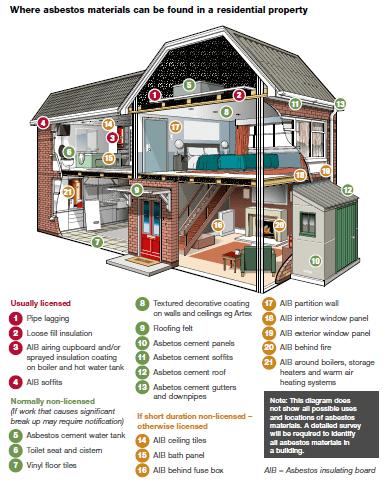Domestic Property Asbestos