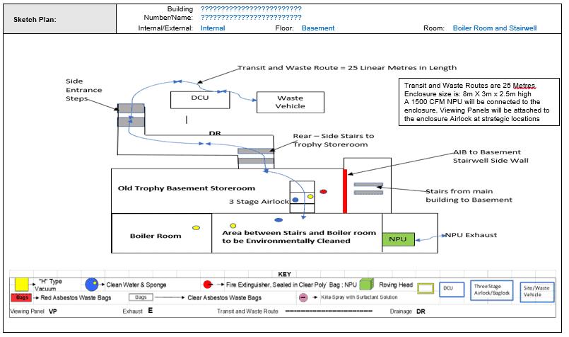 Site Sketch-Diagram
