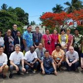 Asbestos-related Diseases training workshop Suva Fiji